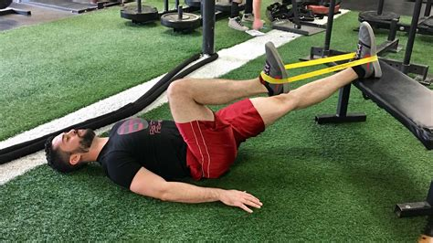 cross country hip flexor test in prone weight