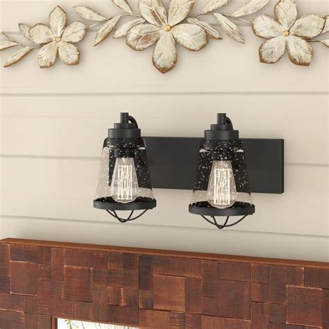 Crowder 2-Light Vanity Light