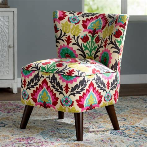 Crown Slipper Chair