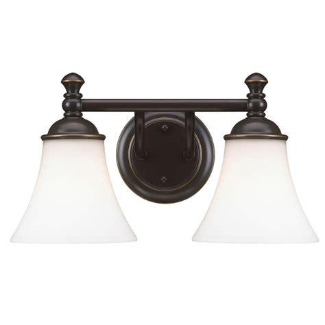 Crumpton 2-Light Vanity Light