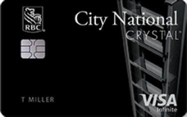Bank Of America Credit Card Year End Statement Crystal Visa Infinite Credit Card City National Bank