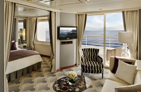 Crystal Cruises Serenity Cabins