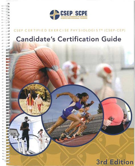 csep certified exercise physiologist certification guide