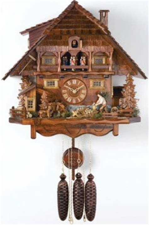cuckoo clock plans free