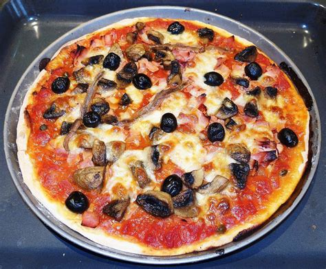 Cuisine Fait Maison Recette Pizza Maison Cuisine Az  Recettes De Cuisine De