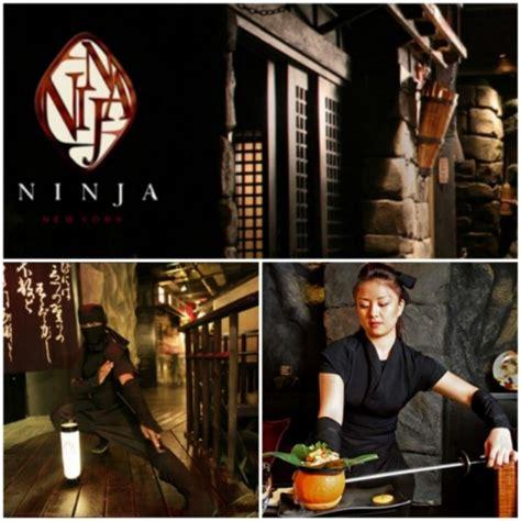 Cuisine Restaurant Ninja New York Restaurant  Finest Japanese Cuisine