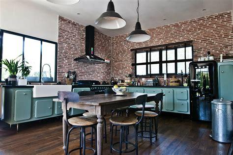 Cuisine Style Industriel Csi  Architecte D Int Rieur  D Corateur  Architecture Et