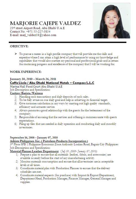 Curriculum Vitae English Usa Accountant Curriculum Vitae Resume Example Acesta Jobinfo