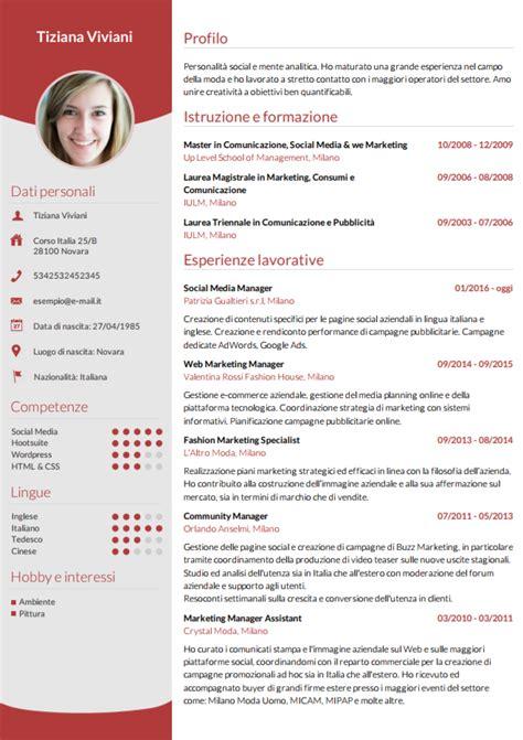 Curriculum Vitae Formato Australiano Creare Un Curriculum Vitae Australiano Efficace Portale