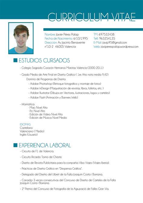 Curriculum Vitae Da Compilare Curriculum Vitae Formato Europeo Da Compilare