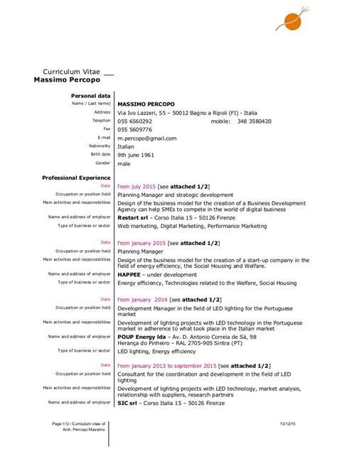 Curriculum Vitae Biology Sample Curriculum Vitae Max Planck Institute For Medical Research