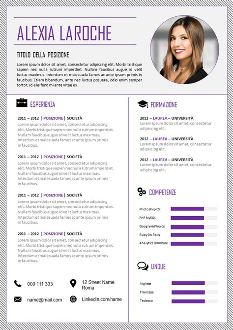 Curriculum Vitae Language Skills Basic Curriculum Vitae Pro Cv Resume How To Write A Cv