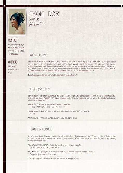 Curriculum Vitae English Lawyer Curriculum Vitae British