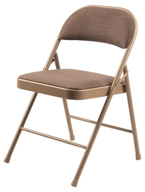 Cushioned Folding Accent Stool