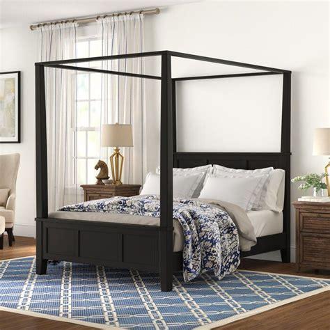 Cusick Canopy Bed