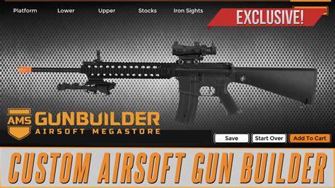Gun-Builder Custom Airsoft Gun Builder.