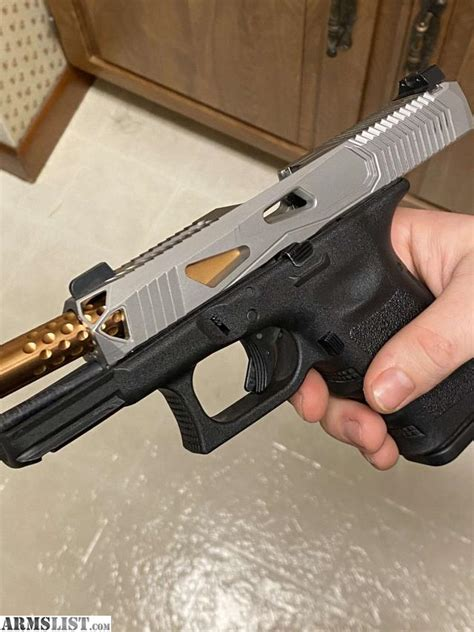 Glock-19 Custom Barrel For Glock 19 Worth It.