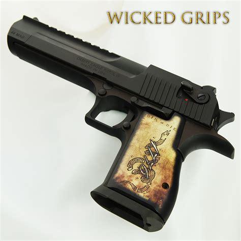 Gun-Shop Custom Desert Eagle Grips.
