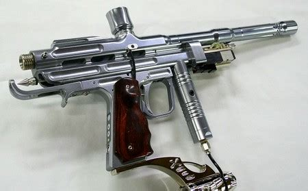 Gun-Builder Custom Paintball Guns Builder.