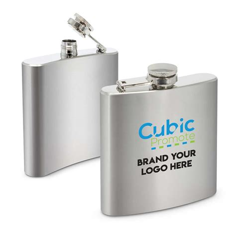 custom printed hip flasks