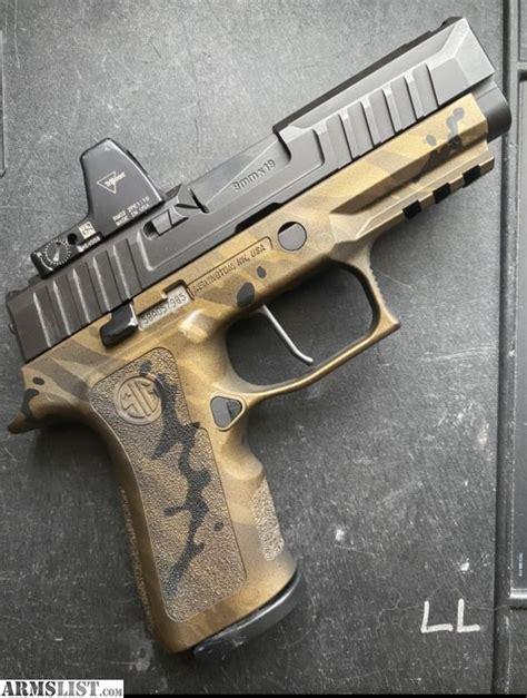 Gunkeyword Custom Sig P320 Compact.