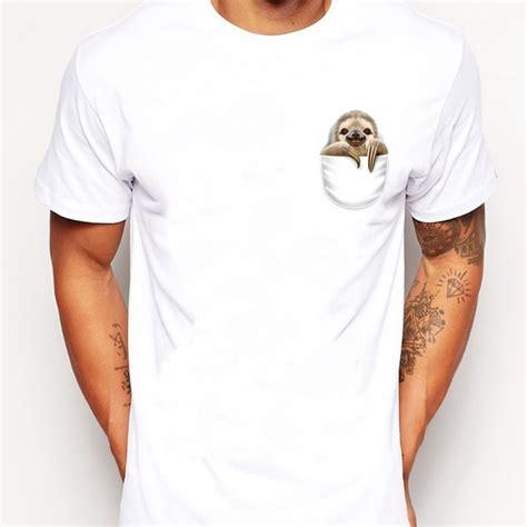 Custom Design T Shirts with Pocket