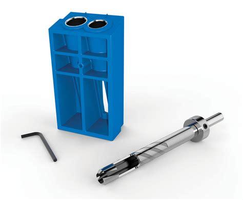 Custom Pocket Hole Plug Cutter