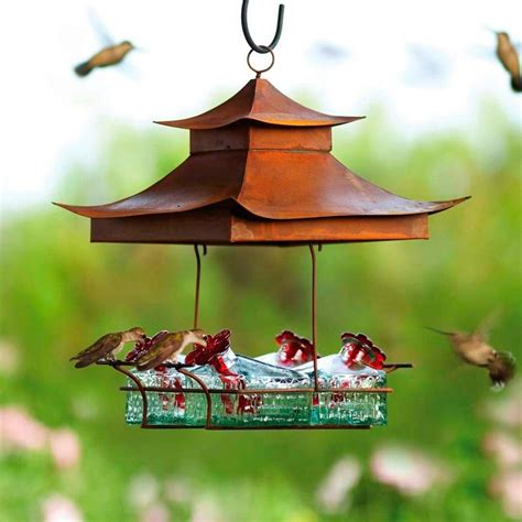 cute hummingbird feeders