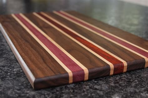 Cutting Board Woodworking Plans