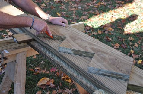 Cutting Stringers For Deck Stairs