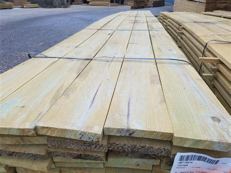 Cutting Treated Pine