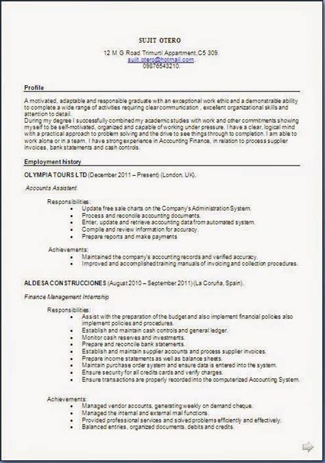 Online cv maker uk