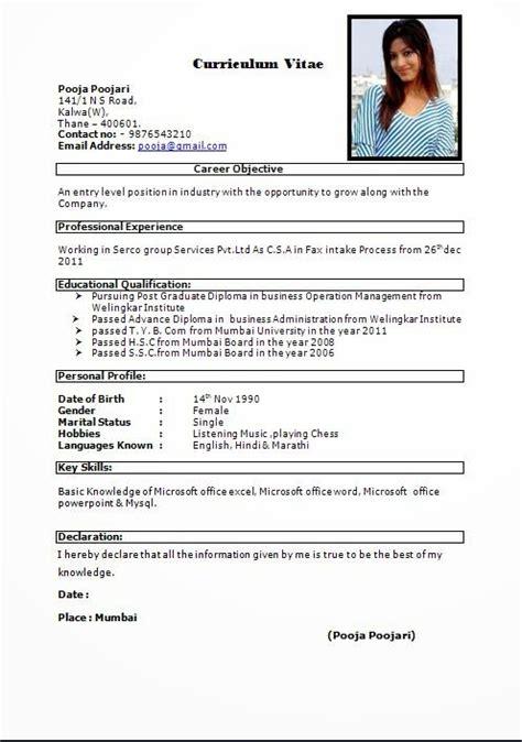 cv correct layout cv layout character fonts personal details cv template - Correct Layout For A Cv