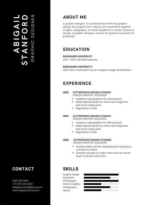 Cv Resume Psd Template And Mockup Free Resume Cv Template Mock Up Psd For Graphic Designers