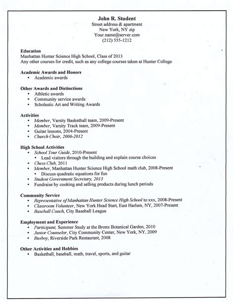 cv resume title means resume sample for secretary job