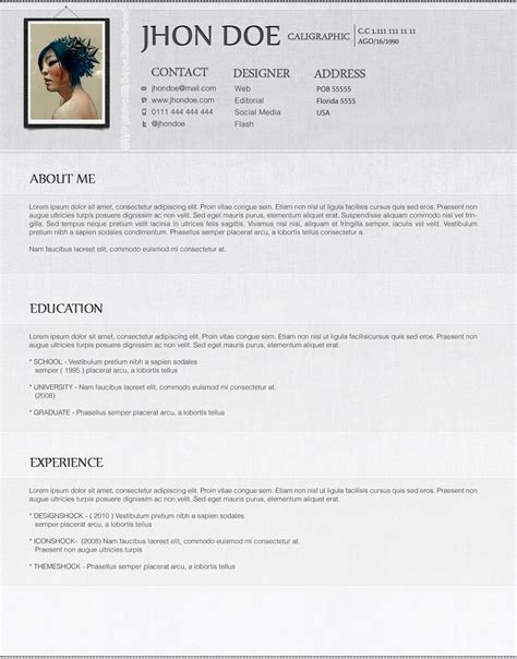 Write about yourself sample for resume cover letter fashion design cv template medical consultant yelopaper Image collections
