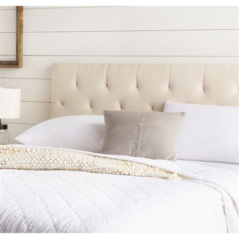 Cy Adjustable Upholstered Panel Headboard