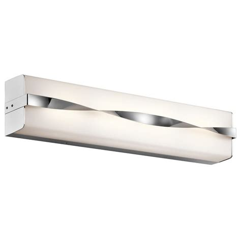 Cynthia 1-Light LED Bath Bar