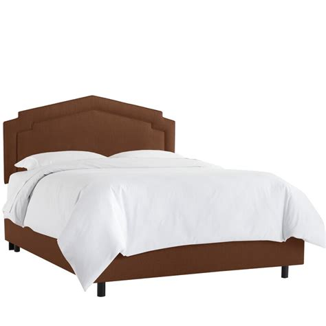Cynthia Upholstered Panel Bed by Zipcode Design