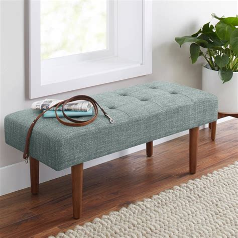 Cyrus Upholstered Storage Bench