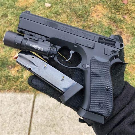 Slickguns Cz Sp 01 Tactical Slickguns.