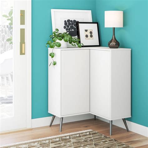 Daleville 4 Door Accent Cabinet