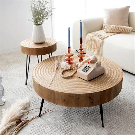 Damien 2 Piece Coffee Table Set