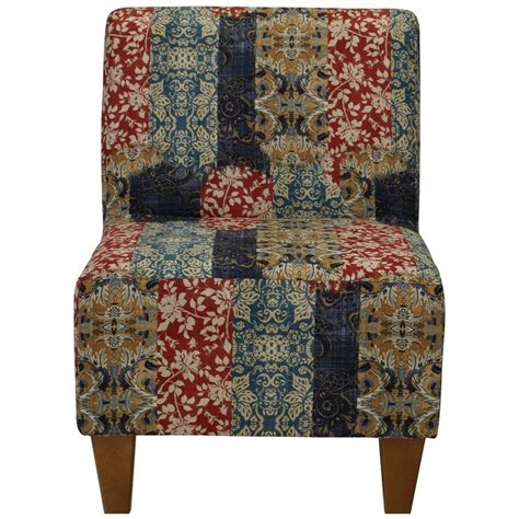 Damion Armless Slipper Chair