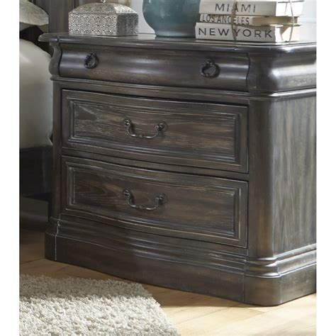 Danberry Marble 3 Drawer Nightstand