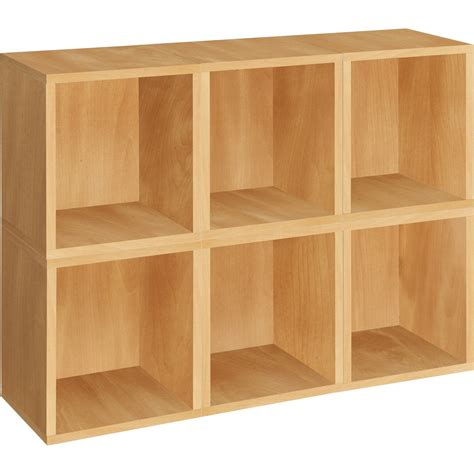 Daniell Modular Plus Cube Unit Bookcase (Set of 6)