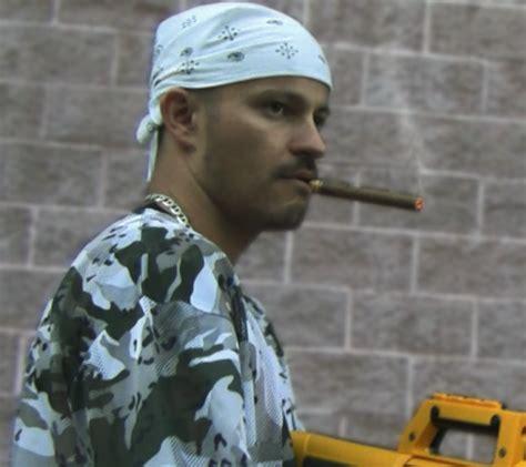 Tommy-Gun Danny Gun And Tommy Gun.