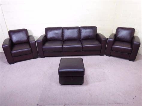 Dante Leather Sofa Furniture Village Sofa Bed Sleeper Jammies