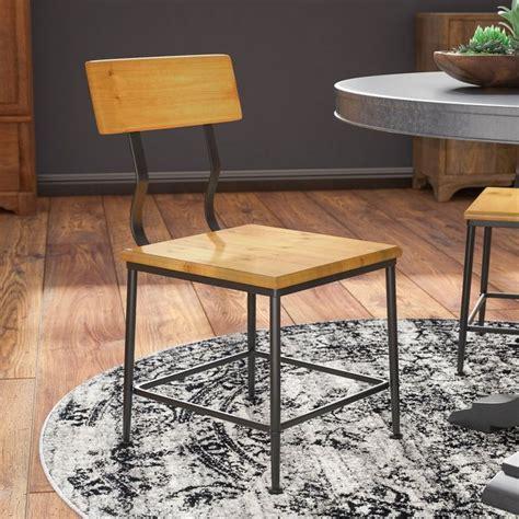 Darcie Industrial Side Chair