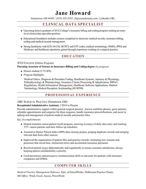 data entry sample resume australia sample entry level accounting resume with no experience - Data Entry Sample Resume